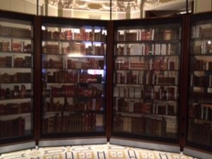 A part of Thomas Jefferson's library