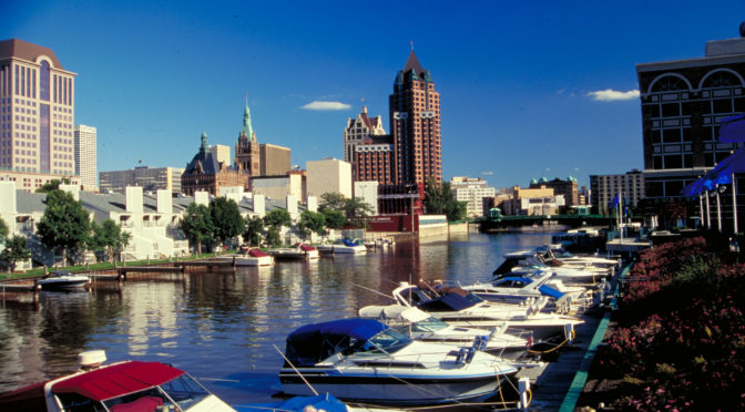 Boating in Milwaukee